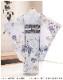 10歳 女の子 着物レンタル jk1158 結婚式 1/2成人式 子供用 小学生 イベント 発表会 貸衣装 にぶんのいち ジュニア振袖 古典 レトロ かわいい 人気 七五三のお姉ちゃん 「JILLSTUART」ブランド 蒼藤色に慶び想麗華