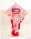 七五三 着物 レンタル【7歳女の子】ピンクに祝花毬  j7053【7歳女児/女の子七五三】《フルセット》《レンタル七五三》〔子供着物〕〔2020〕〔貸衣装〕〔七歳〕〔7才〕〔七才〕〔結婚式〕〔お参り〕〔発表会〕