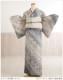 訪問着レンタル 卒業式 hw1372 着物レンタル 母 入学式 結婚式 七五三 ママ【付下げ・訪問着フルセット】お宮参り 753  卒園式 正絹 母親 kimono 人気 粋 お茶会 houmongi 往復送料無料 高級 モダンブラウンに慶びの縁起模様