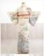 訪問着レンタル 卒業式 hw1375 着物レンタル 母 入学式 結婚式 七五三 ママ【付下げ・訪問着フルセット】お宮参り 753  卒園式 正絹 母親 kimono 人気 粋 お茶会 houmongi 往復送料無料 高級 クリームに慶びの平安物語