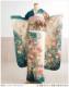 振袖 レンタル 成人式 結婚式 fb1228 結納 食事会 フルセット 卒業式 着物レンタル 古典 レトロ 春の成人式 前撮り かわいい 正絹 人気  「白地緑ぼかしに絢爛の慶祝吉祥花」
