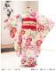 小さめ7歳 女の子 七五三レンタル j5041 5歳 七五三 フルセット 753 子供着物 2020 貸衣装 6歳 七歳 発表会 結婚式 人気 七草祝い 「式部浪漫」 水色に彩りの吉祥麗花