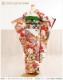 桂由美 振袖 レンタル fb1089 振袖レンタル 結婚式 振袖レンタル 結納 振袖レンタル 食事会 振袖レンタル 卒業式 振り袖レンタル 前撮り 着物レンタル 古典 レトロ 春の成人式 豪華 往復送料無料 白地に薔薇の絢爛慶華