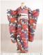 振袖レンタル 成人式 fp1247s 着物レンタル 振り袖レンタル フルセット 二十歳 成人式振袖 正月 1月振袖 貸衣装 古典 レトロ モダン かわいい 人気 往復送料無料「玉城ティナ×キスミス」白クリームにモダン慶花 2022