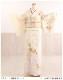 訪問着レンタル 小さいサイズ hw1447s 卒業式 着物レンタル 母 入学式 結婚式 七五三 ママ【Sサイズ 訪問着フルセット】お宮参り 753 卒園式 正絹 母親 kimono 人気 粋 お茶会 houmongi 往復送料無料 高級 クリームに吉祥彩りの慶松花