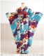 振袖レンタル 成人式 fp1240s 着物レンタル 振り袖レンタル フルセット 二十歳 成人式振袖 正月 1月振袖 貸衣装 古典 レトロ モダン かわいい 人気 往復送料無料「玉城ティナ×キスミス」水色に祝い飛翔鶴 2022