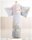 単衣 訪問着レンタル sh1048s 小さめ訪問着レンタル 結婚式 訪問着レンタル 夏用 訪問着レンタル 単 訪問着レンタル お宮参り 訪問着レンタル 6月〜9月 着物レンタル ママ 母 母親  淡藍紫ぼかしに和若花