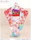 【7歳女の子】七五三レンタル ブランド衣装 式部浪漫×水色桜にもみじ  j7051【7歳女児/女の子七五三】〔フルセット〕《着物レンタル》《753レンタル》〔子供着物〕〔2020〕〔貸衣装〕〔七歳〕〔7才〕〔結婚式〕〔お参り〕〔発表会〕