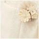 3歳 女の子 着物 七五三レンタル f1473 被布セット 着物レンタル 753 貸衣装 3才 結婚式 2021 和服 子供着物 人気 モダン おしゃれ かわいい 誕生日 hifu 往復送料無料 「COCO」ブランド 綺麗な白地クラシックモダン