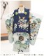 七五三 小さめ 3歳 男の子 着物レンタル df025s 被布セット 2歳 85cm前後 子供着物 753 貸衣装 2021 イベント 結婚式 三歳 人気 男 初詣 誕生日 かわいい 「陽気な天使」 白地に祝いの縁起兜