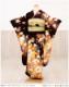 振袖 レンタル fb1061 結婚式 振袖レンタル 結納 振袖レンタル 食事会 振袖レンタル 卒業式 振袖レンタル フルセット 振り袖レンタル 前撮り 着物レンタル 古典 レトロ 春の成人式 往復送料無料 「琴音」ブランド×茶色に喜びの祝花