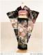 〔成人式〕振袖レンタル 黒地に四季の慶華絢爛  fb1099s【17点フルセット】《レンタル振り袖》《着物レンタル》《成人式レンタル》〔ハイグレード振袖〕〔人気柄〕〔正月〕〔貸衣装〕〔正絹〕 2022