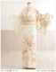 訪問着レンタル 卒業式 hw1374 着物レンタル 母 入学式 結婚式 七五三 ママ【付下げ・訪問着フルセット】お宮参り 753  卒園式 正絹 母親 kimono 人気 粋 お茶会 houmongi 往復送料無料 高級 クリームに彩りの吉祥慶華