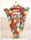 単衣 夏用 振袖レンタル sf1513 結婚式 結納「玉城ティナ×キスミス」モダングリーン慶華 【17点フルセット】/振り袖/着物 夏 イベント 食事会 5月下旬 6月 7月 8月 9月 10月上旬 単 kimono furisode 涼しい