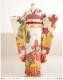 振袖レンタル 成人式 fp1179s「ジャパンスタイル」ブランド 白クリームに飛翔鶴【フルセット】着物レンタル 成人式 振り袖レンタル 振袖 二十歳 成人式振袖 正月1月振袖 貸衣装 古典 レトロ モダン furisode 往復送料無料 2022