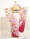 【単衣】【単】夏用 振袖レンタル クリームホワイトに絢爛慶びの彩花 sf1515【フルセット】/振り袖/レンタル振袖/着物/結婚式/結納/夏/夏期/貸衣装/イベント/食事会/5月/6月/7月/8月/9月/10月/kimono/furisode/涼しい/ひとえ/古典/
