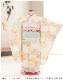 3歳 女の子 着物レンタル 七五三 j3014 帯セット 結び帯 フルセット 753 人気 かわいい 日本 子供着物 貸衣装 結婚式 2020 着物イベント 往復送料無料 「式部浪漫」KAGURA やさしい黄色に祝慶花」