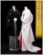 白無垢レンタル su006-2 フルセット「裏地赤×慶びの華に飛翔鶴」【打ち掛けフルセットレンタル】着物レンタル 結婚式 白打掛 神社 神前式 花嫁着物 kimon /白無垢 打掛レンタル 赤 紅白 人気