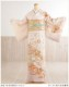 単衣 訪問着レンタル 夏用 sh1088 着物レンタル 付下げ フルセット 結婚式 お宮参り 夏 6月 7月 8月 9月 付け下げ 涼しい ママ 母 母親 houmongi 正絹「ピンクに彩り古典慶華」