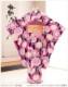 10歳〜13歳 ジュニア 女の子 着物レンタル jk0124 【フルセット】一三参り 結婚式 11歳 12歳 卒業式 イベント 発表会 二分の一成人式 ジュニア振袖 子供着物 人気 レトロ 「JENNI」ブランド ピンクにかわいい絢爛花