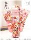 7歳 女の子 正絹 着物レンタル 七五三 j7317 フルセット 753 高級 子供着物 6歳 7才 結婚式 七草祝い 人気 レトロ モダン かわいい 2020 貸衣装 発表会 「式部浪漫」ブランド 白地に絢爛慶び彩華