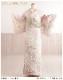 桂由美 訪問着レンタル hw1472 卒業式 母 着物レンタル 入学式 結婚式 七五三 正絹訪問着 フルセット お宮参り 卒園式 753 ママ 母親 kimono 高級 人気 yumikatsura 結納 往復送料無料「吉祥絞り辻が花」