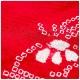 3歳 女の子 正絹 七五三レンタル 高級着物 f1414 被布セット 絹のお着物 着物レンタル 753 貸衣装 2020 3才 結婚式 和服 子供着物 人気 モダン かわいい 高級生地 誕生日 hifu 往復送料無料 「しゃれっこ」ブランド 上質な赤地吉祥模様