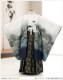 七五三 5歳 男の子 着物レンタル d5294 袴レンタル 753フルセット 貸衣装 卒園式 子供着物 2020 七草祝い 人気 「光」ブランド 白地に縁起武勇の虎
