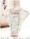 小さめ 7歳 女の子 七五三レンタル j5045 5歳 七五三 フルセット 753 子供着物 貸衣装 2020 6歳 七歳 発表会 結婚式 人気 七草祝い 「式部浪漫」KAGURA やさしい淡青に慶花