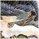 5歳 男の子 正絹 着物レンタル 七五三 d4238 袴レンタル 753 「100cm〜110cm」 フルセット 双子 お揃い 卒園式 4歳 5才 七草祝い 貸衣装 羽織 人気 レトロ モダン かっこいい 子供着物 「高級正絹着物」 紺色に刺繍吉祥飛翔鷹