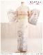 訪問着レンタル 小さいサイズ 小さめSサイズ hw1477s 卒業式 着物レンタル 母 入学式 結婚式 七五三 ママ【Sサイズ フルセット お宮参り 753 卒園式 母親 kimono 人気 houmongi 往復送料無料 「ジャパンスタイル」ブランド 淡いクリームに百慶華