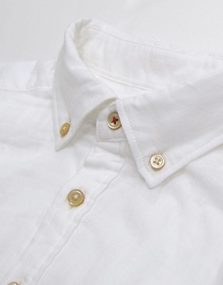 ダブルガーゼ POシャツ