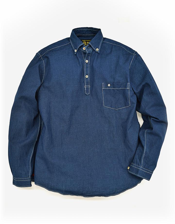 デニム POシャツ