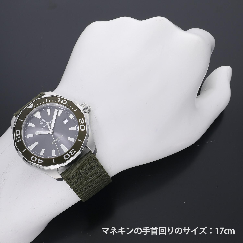 タグホイヤー アクアレーサー WAY101L.FC8222 新品