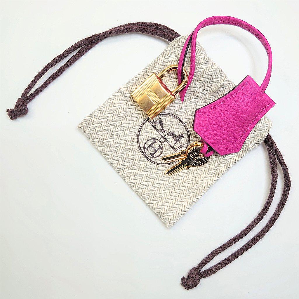 エルメス バーキン 25 トゴ ローズパープル ゴールド金具 新品