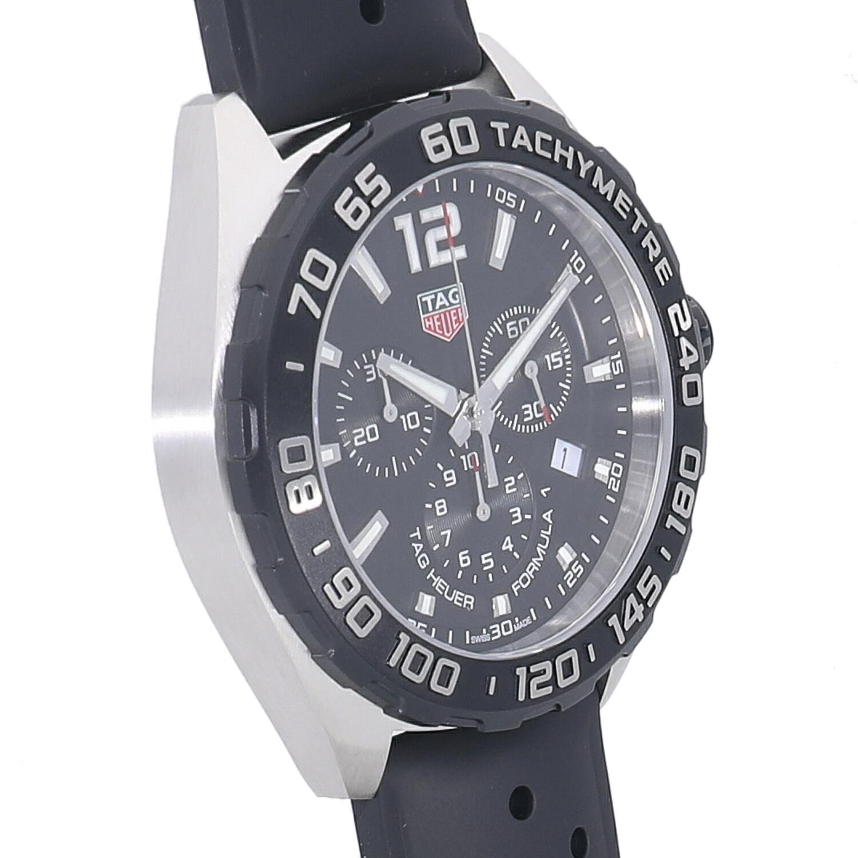 タグホイヤー フォーミュラー1 クォーツ クロノグラフ CAZ1010.FT8024 新品