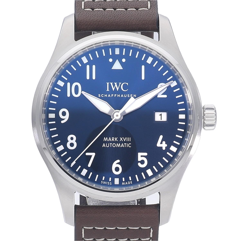 IWC パイロットウォッチ マーク18 プティプランス IW327010 新品