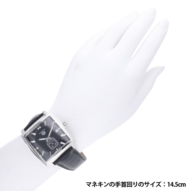 タグホイヤー モナコ クォーツ WAW131A.FC6177 新品