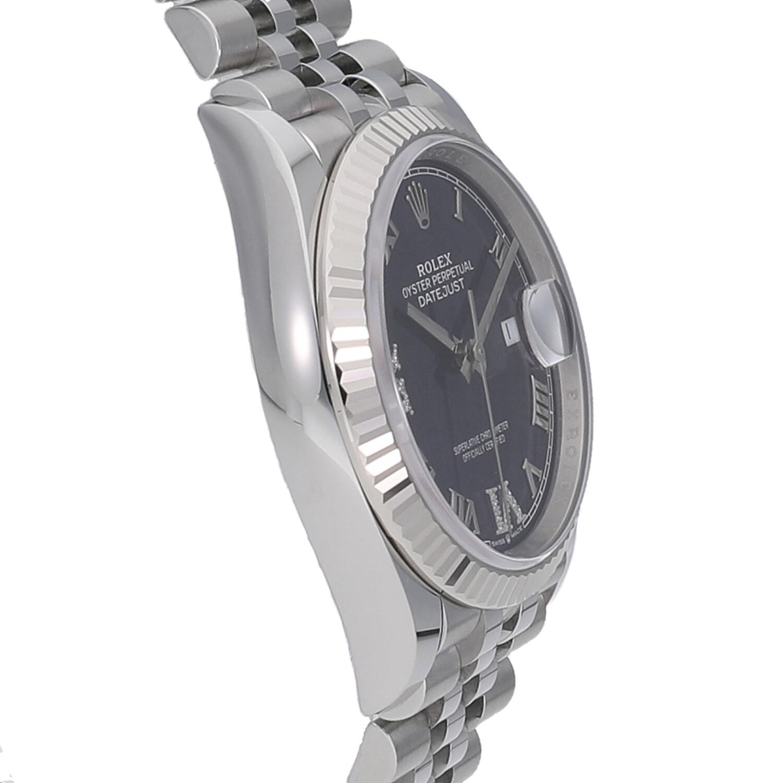 ロレックス デイトジャスト 36 VI/IXダイヤモンド 126234 新品