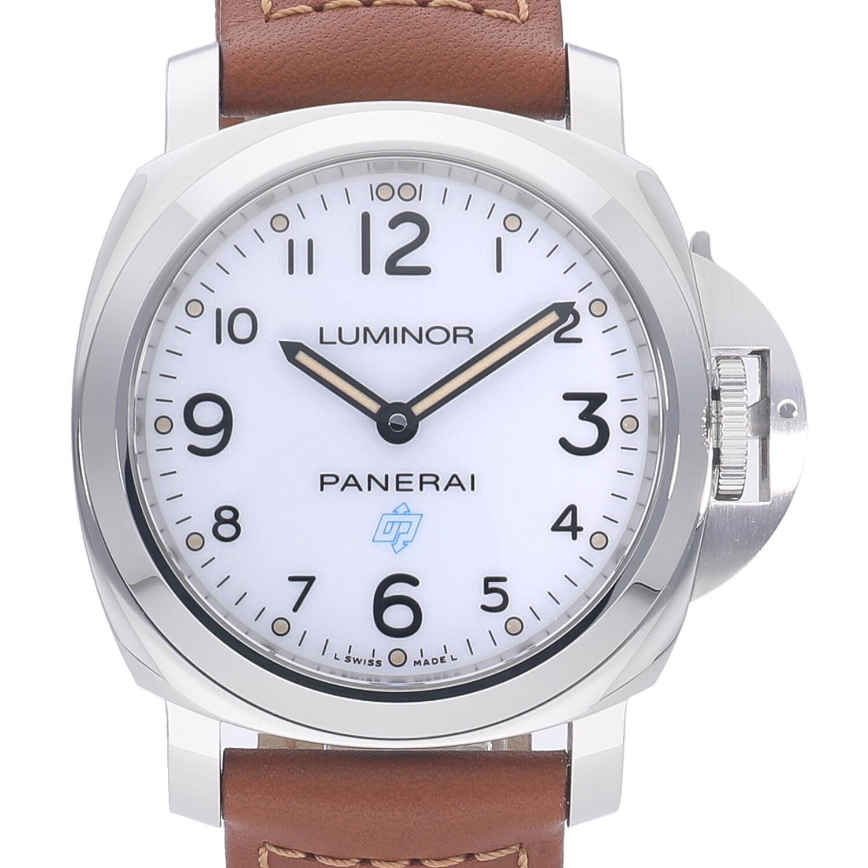 パネライ ルミノール ベース ロゴ 3デイズ アッチャイオ PAM00775 新品