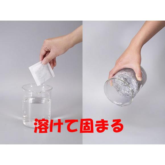 非常用トイレのセルレット36回分(袋付き)