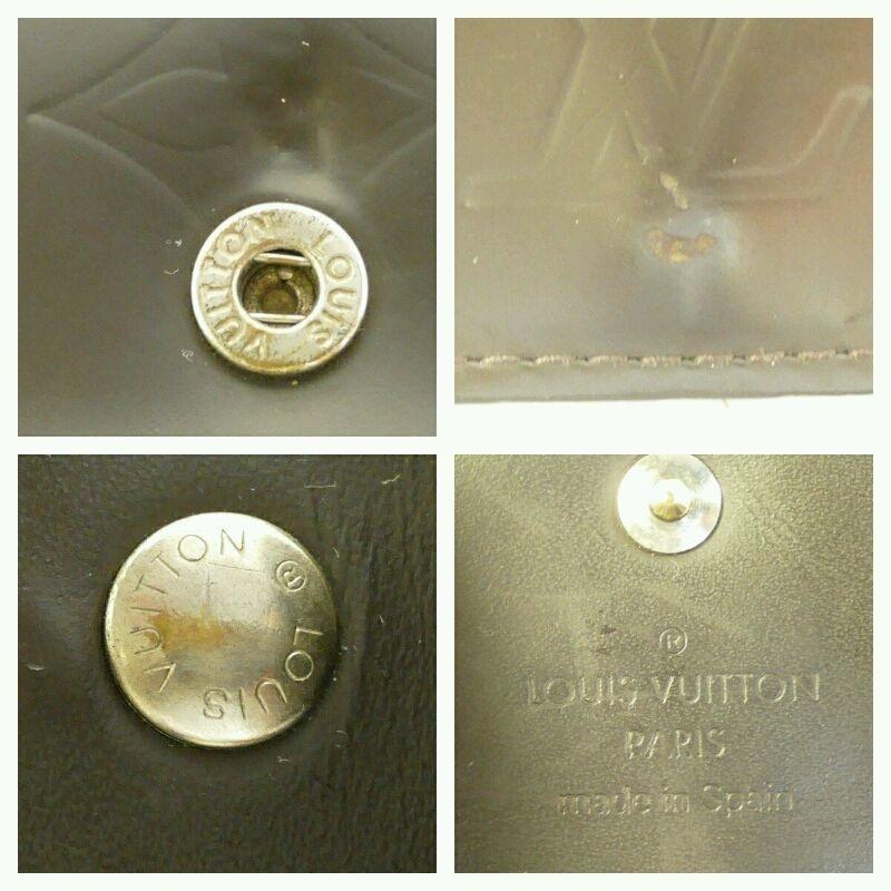 【中古】LOUIS VUITTON モノグラムグラセ 4連キーケース ミュルティクレ4 M66440【送料無料】
