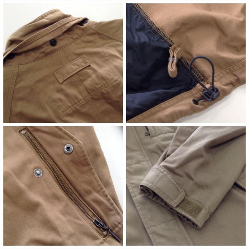 【中古】コロンビア メンズ ハイトレックパーカージャケット ブラウン サイズM