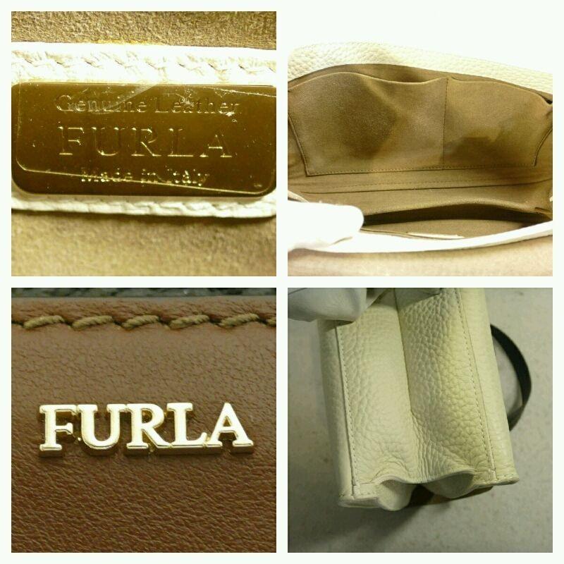 【中古】【送料無料】FURLA フルラ 869638 B BJY9 NNC MAIA ハンドバッグ レザー