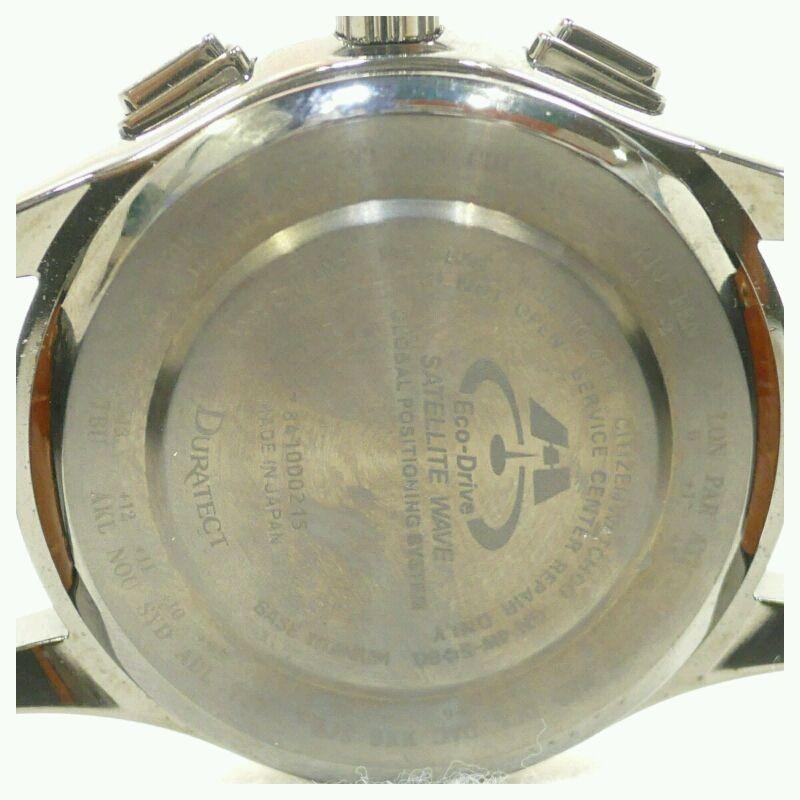 【中古】CITIZEN シチズン Exceed エクシード CC3054-04E エコ・ドライブGPS衛星電波時計 F150-T024033 ダイレクトフライト 100周年記念限定モデル メンズ 【送料無料】