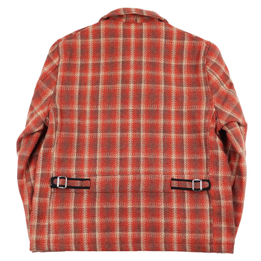 オールドクロウ スポーツ チェック ジャケット メンズ OLD CROW OLD RODDER - SPORTS CHECK JACKET GLADHAND グラッドハンド GANGSTERVILLE ギャングスタービル WEIRDO ウィアード