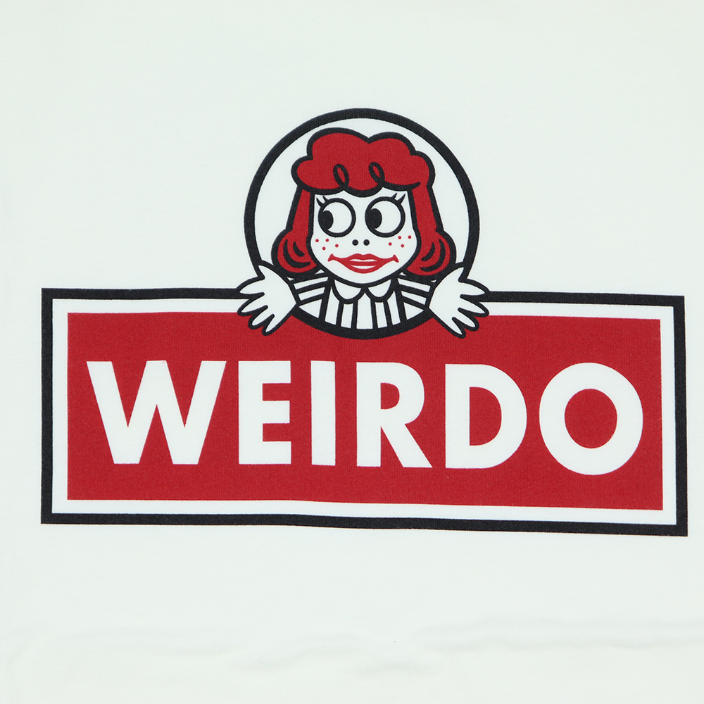 セール 40% OFF SALE WEIRDO WINDY'S - S/S T-SHIRTS