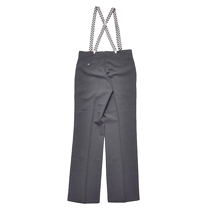 WEIRDO TIN CAR CLUB - PANTS (BLACK)