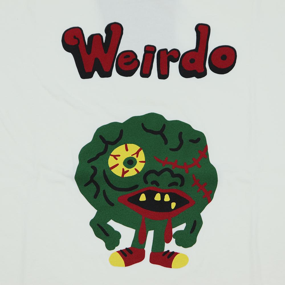 セール 40% OFF SALE WEIRDO WGLIES GOON - S/S  T-SHIRTS