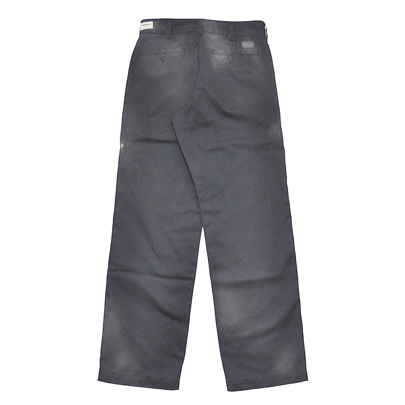 【USED】WEIRDO × LIFT UP  W & L  UP PANTS (BLACK)